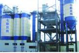 Dry powder ready-mixed motar production lines